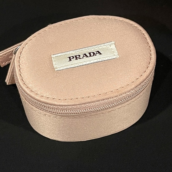 Prada Mini Travel Jewelry Box